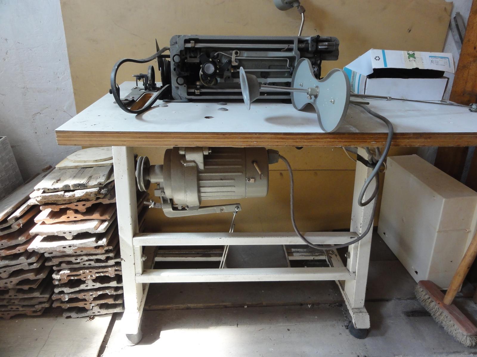 šijací stroj Juki - Obrázok č. 1