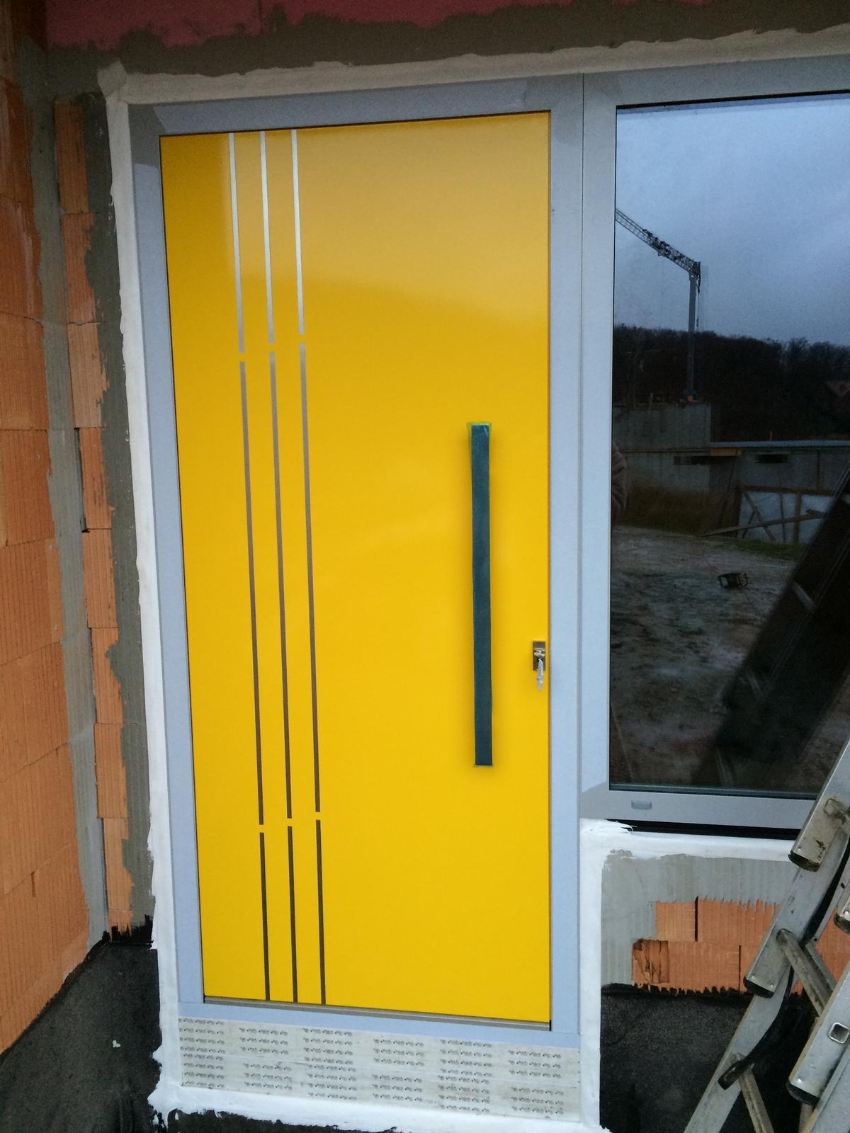 Vchodové dvere - Obrázok č. 3
