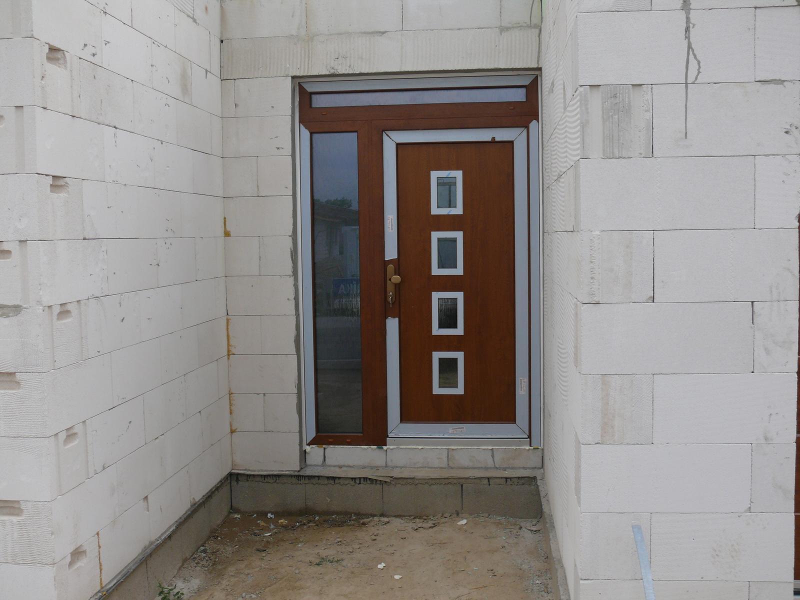 Vchodové dvere - Obrázok č. 9