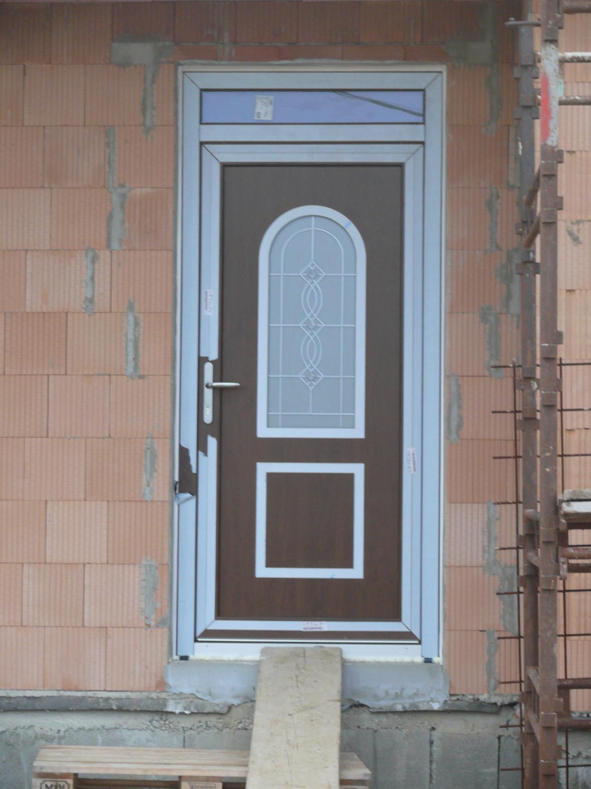 Vchodové dvere - Obrázok č. 13