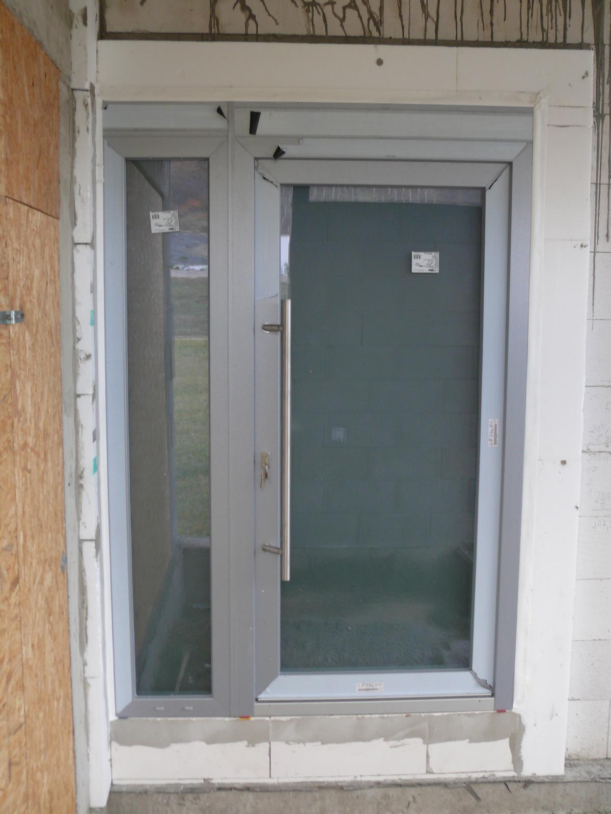 Vchodové dvere - Obrázok č. 14