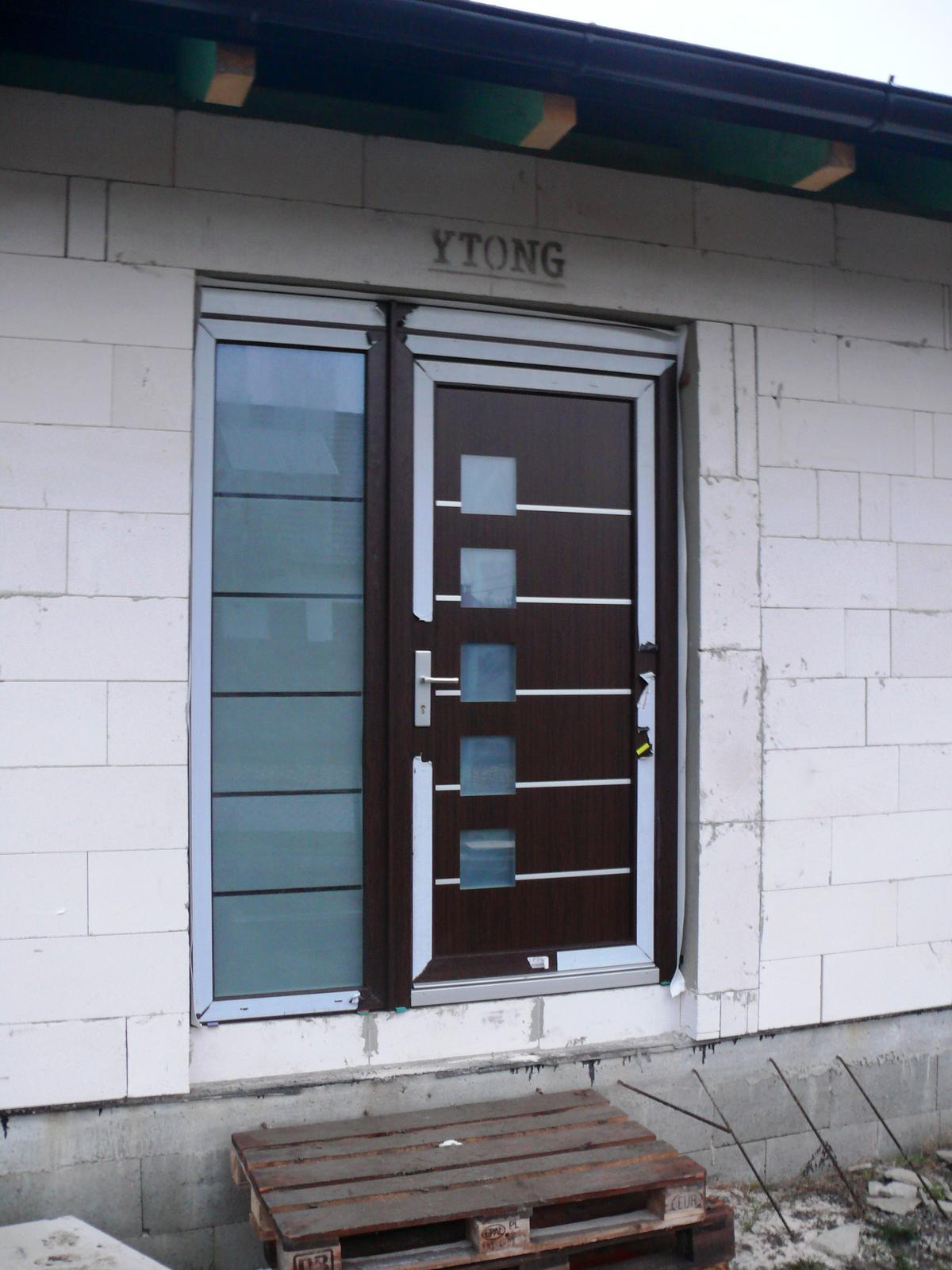 Vchodové dvere - Obrázok č. 17