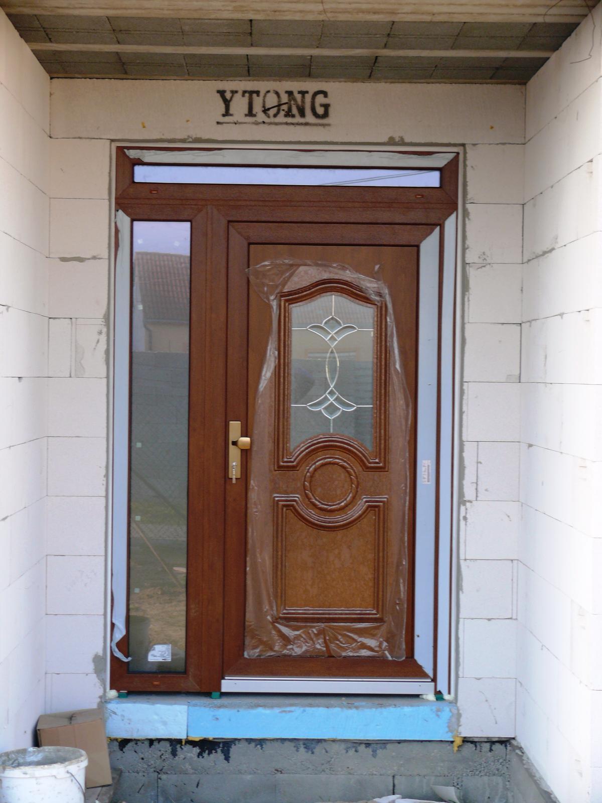 Vchodové dvere - Obrázok č. 20