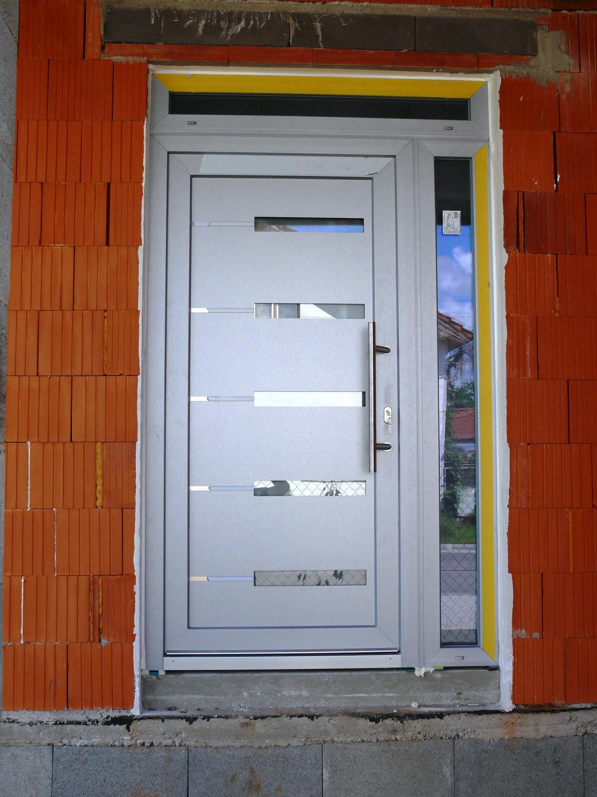 Vchodové dvere - Obrázok č. 31