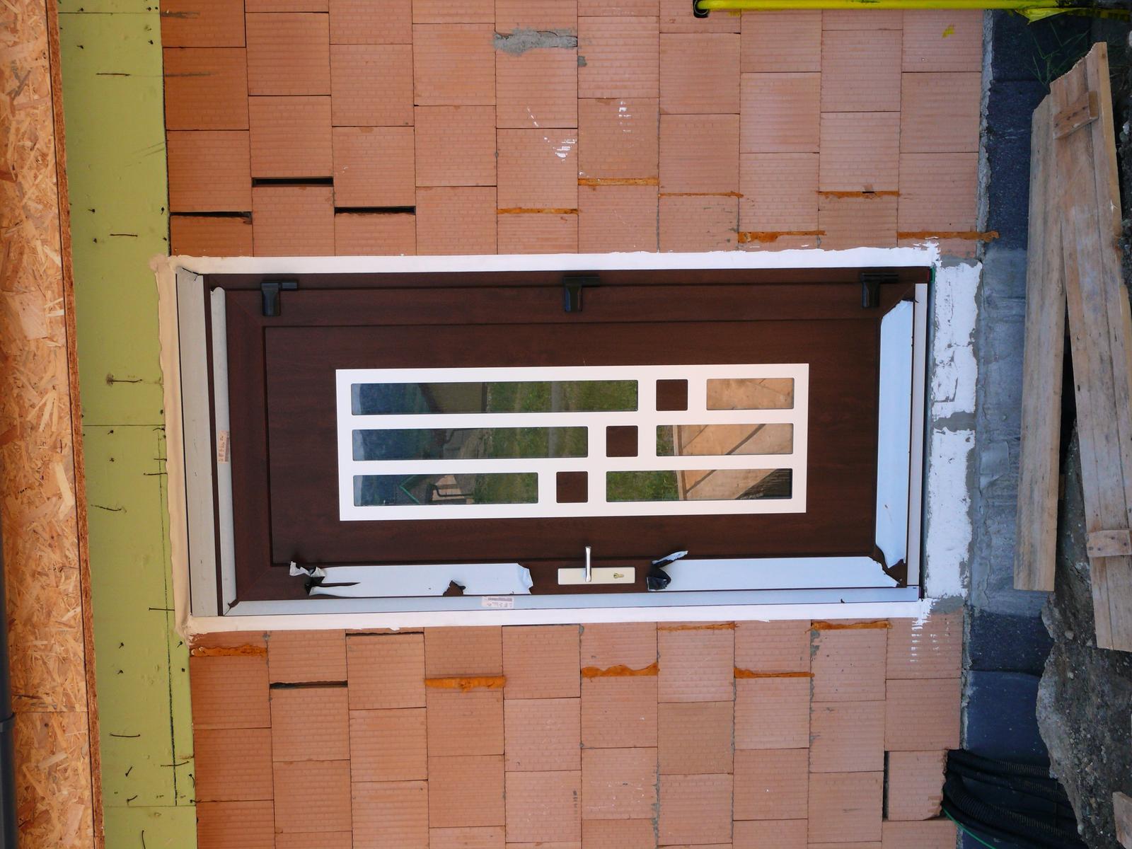 Vchodové dvere - Obrázok č. 34