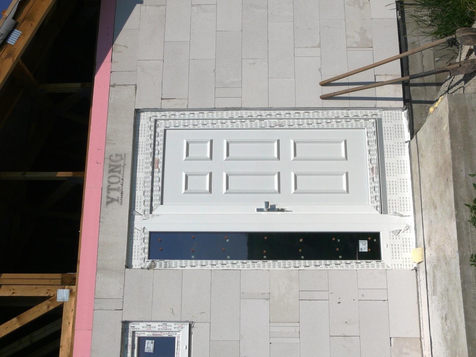 Vchodové dvere - Obrázok č. 35