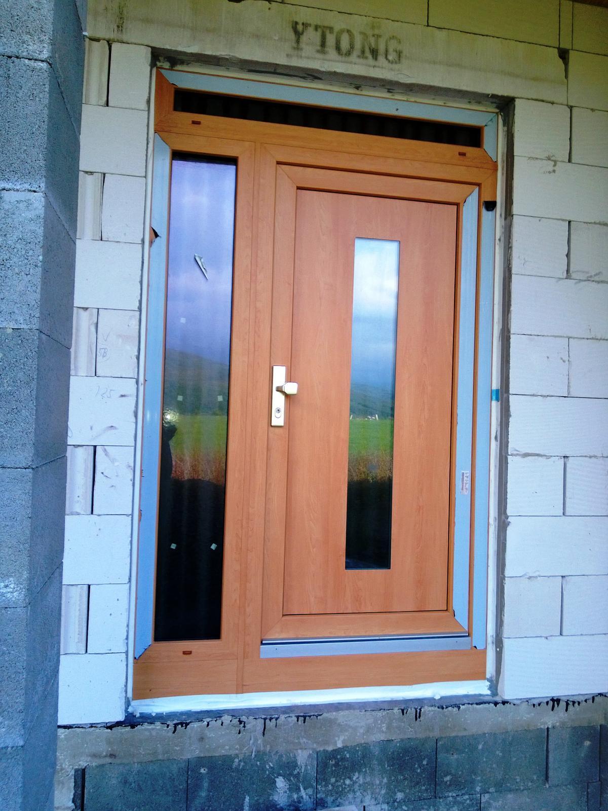 Vchodové dvere - Obrázok č. 42
