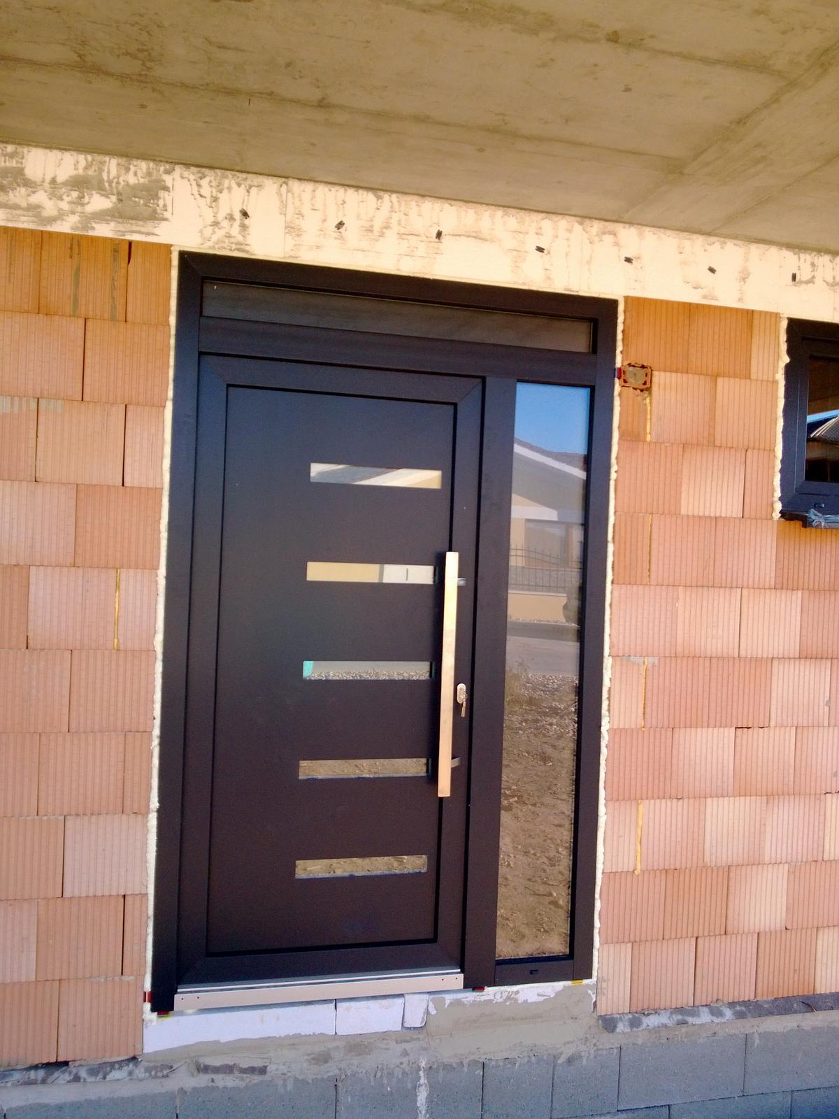 Vchodové dvere - Obrázok č. 43