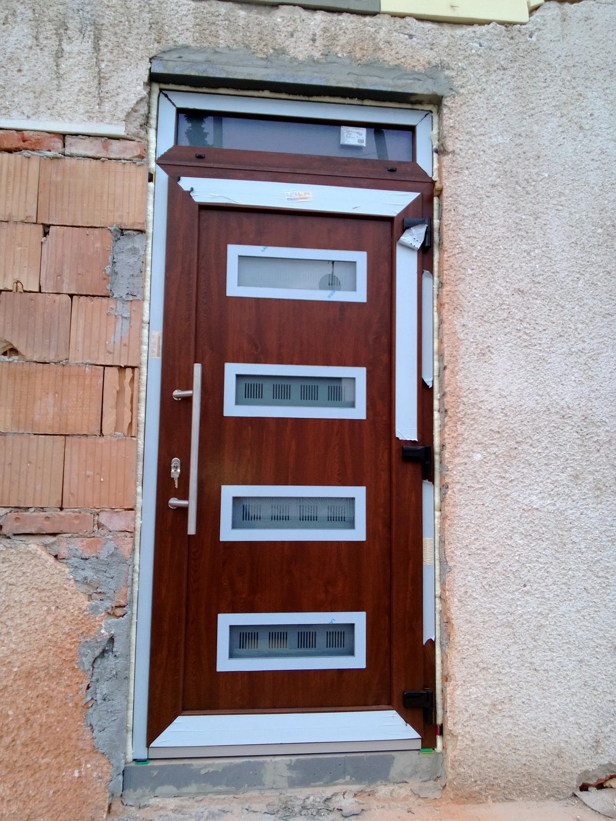 Vchodové dvere - Obrázok č. 45