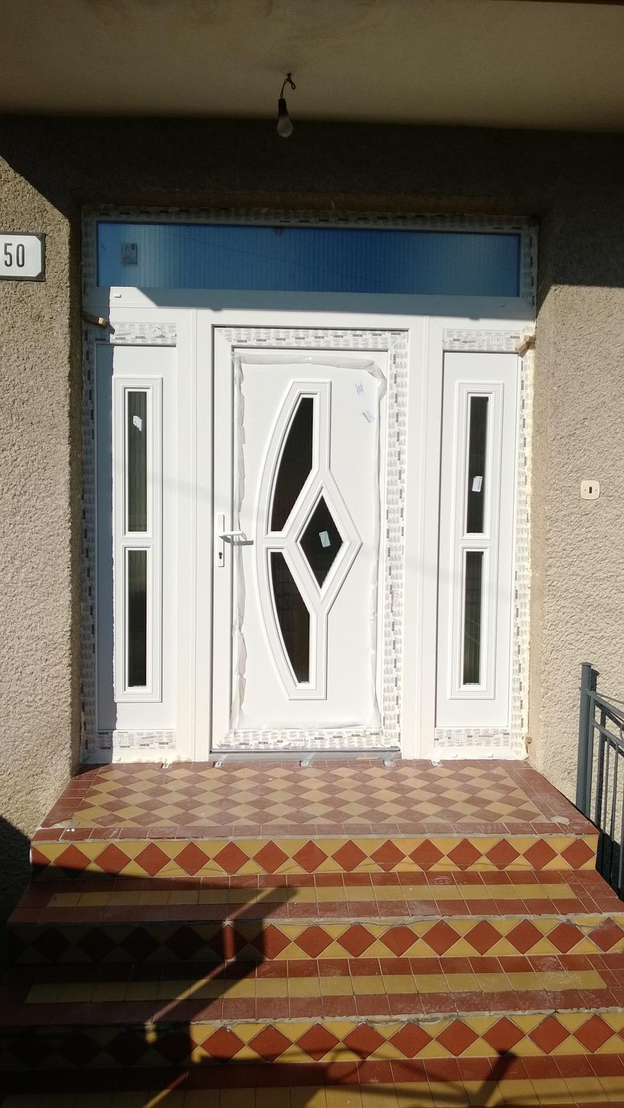 Vchodové dvere - Obrázok č. 46