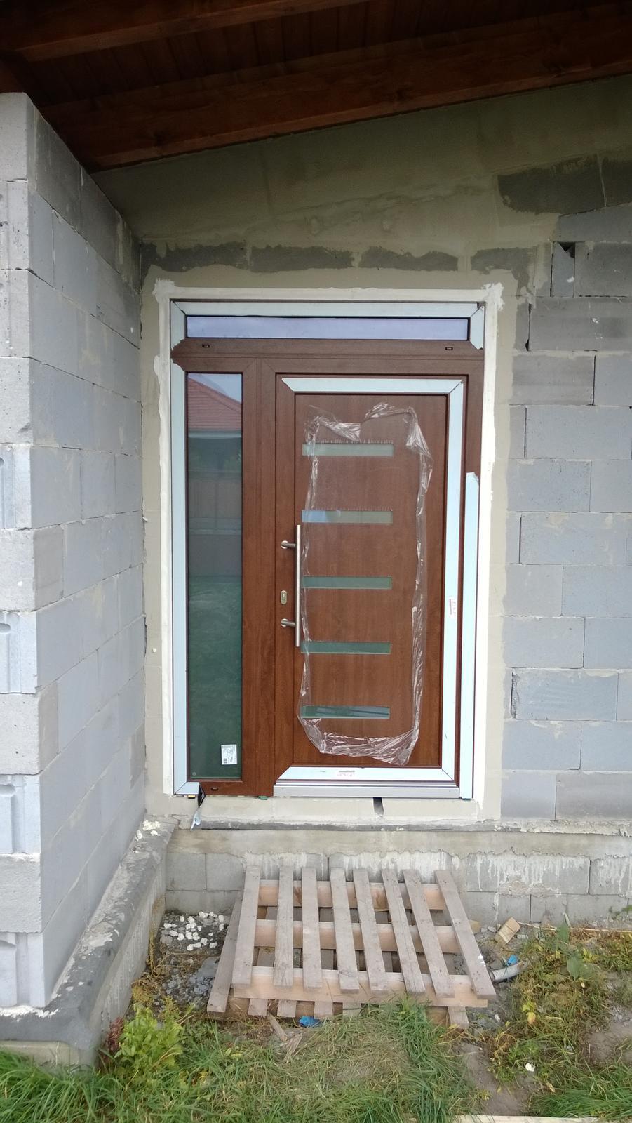 Vchodové dvere - Obrázok č. 47