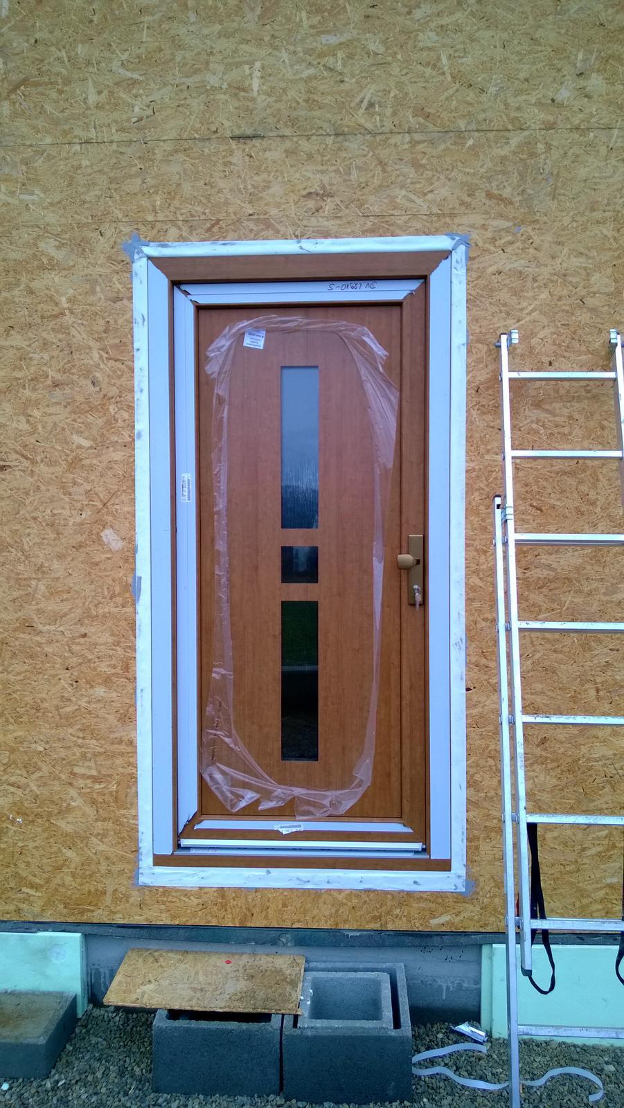Vchodové dvere - Obrázok č. 49