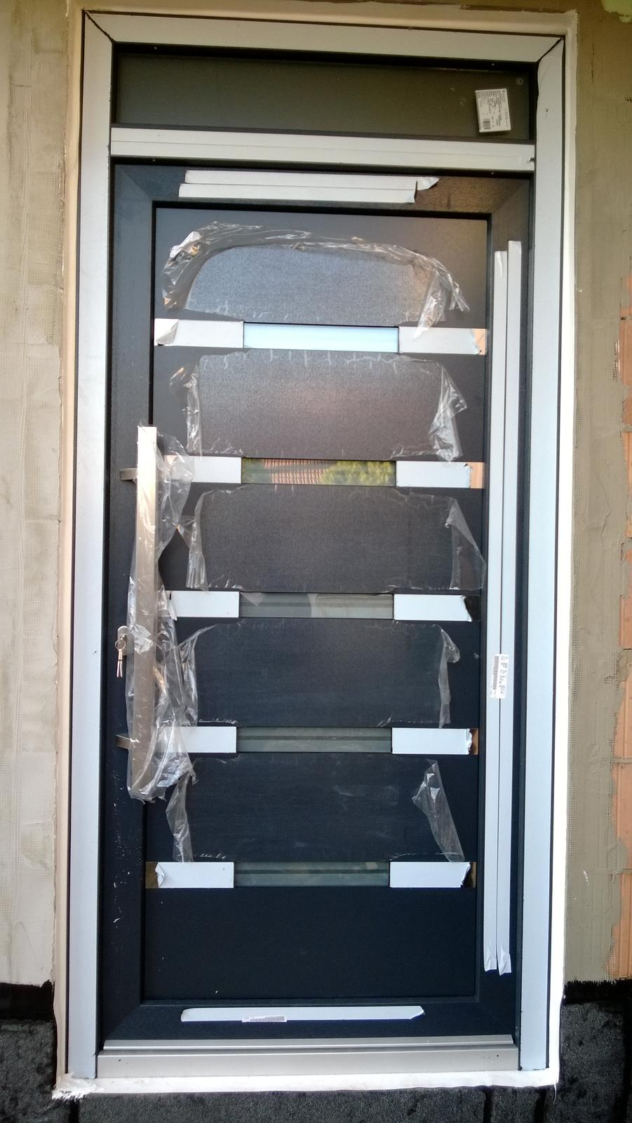 Vchodové dvere - Obrázok č. 50