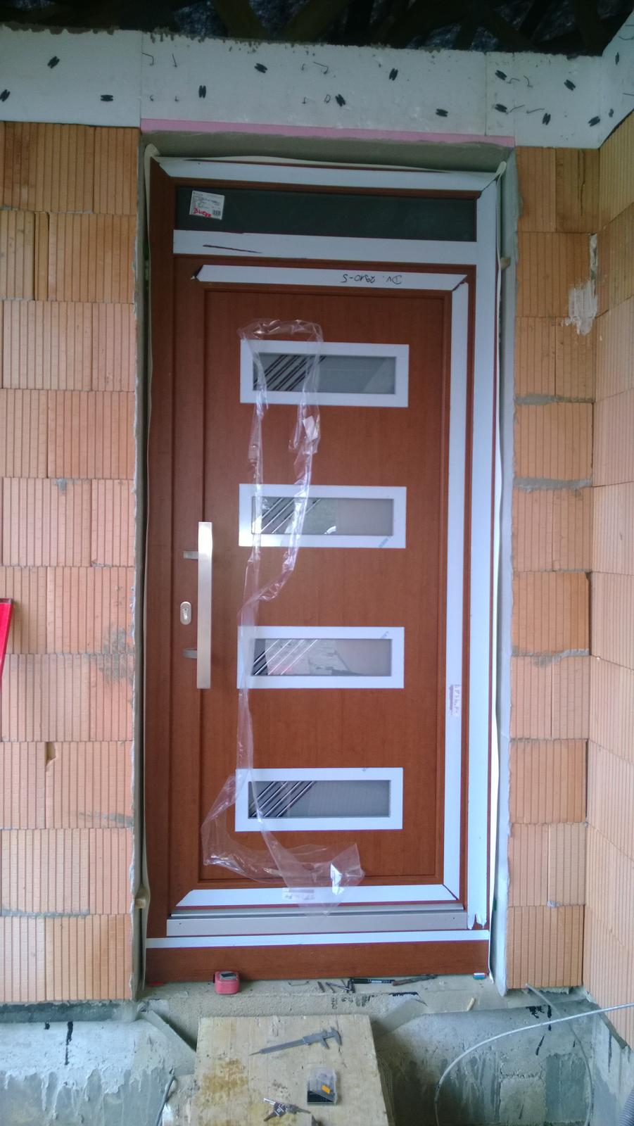 Vchodové dvere - Obrázok č. 51