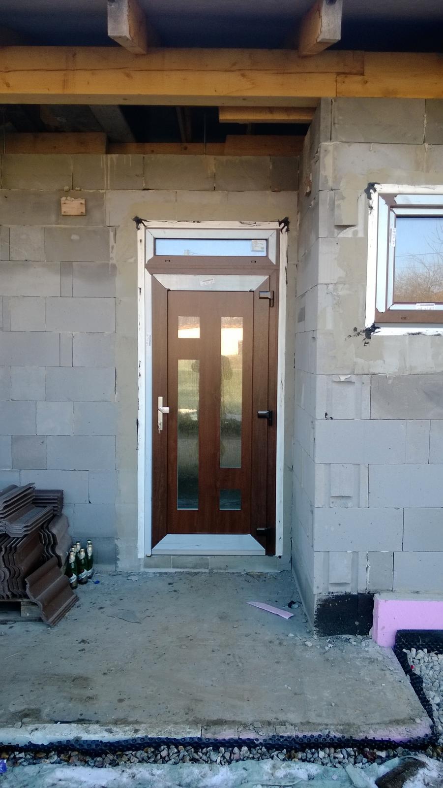 Vchodové dvere - Obrázok č. 52