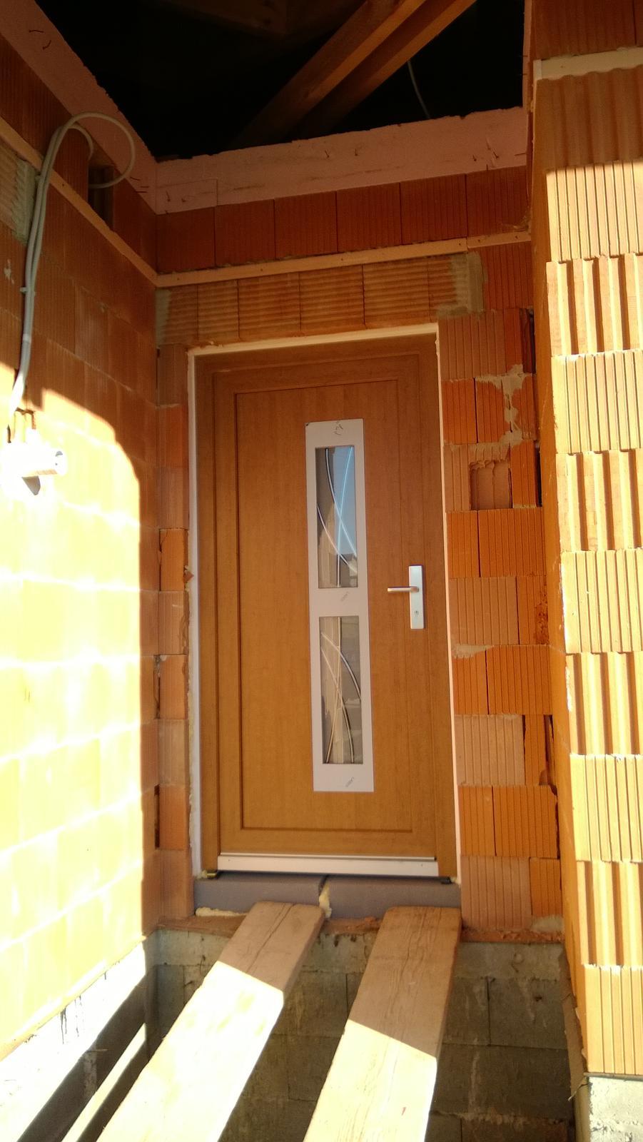 Vchodové dvere - Obrázok č. 53