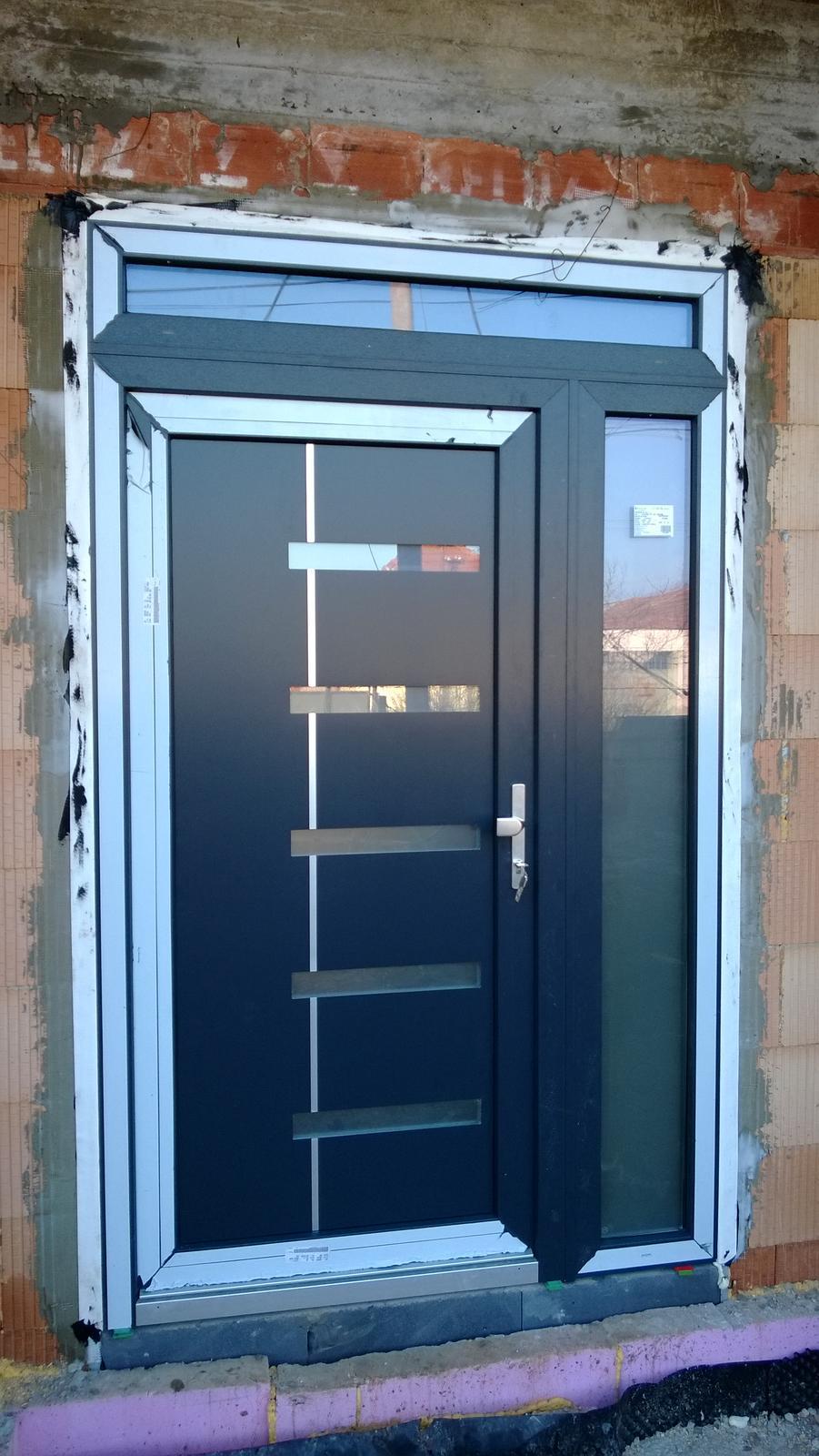 Vchodové dvere - Obrázok č. 55