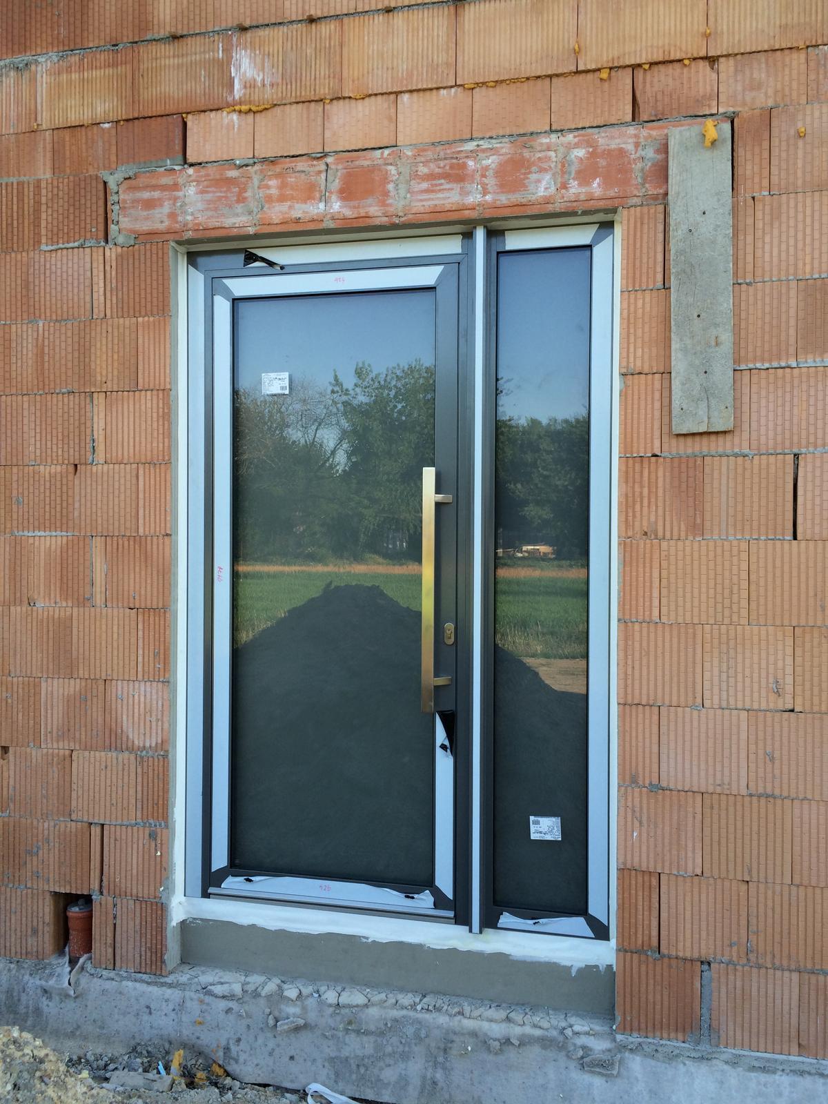 Vchodové dvere - Obrázok č. 56