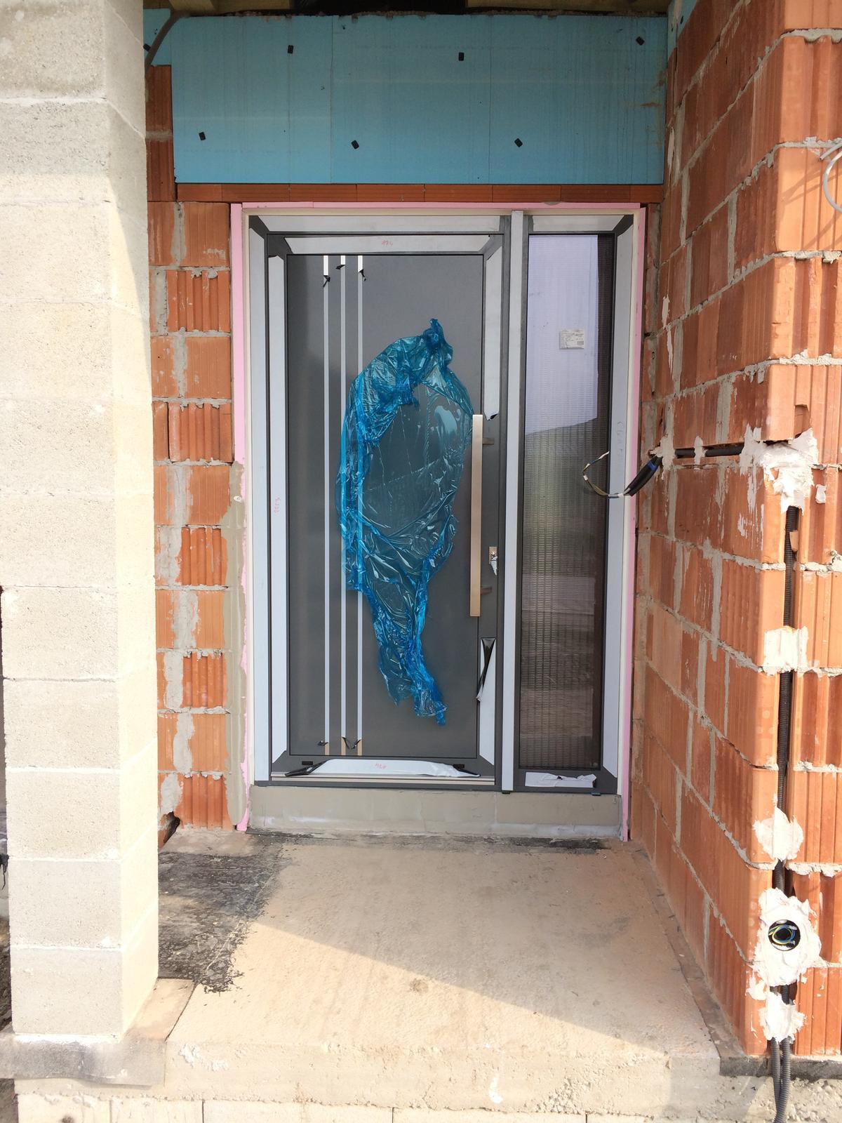 Vchodové dvere - Obrázok č. 65