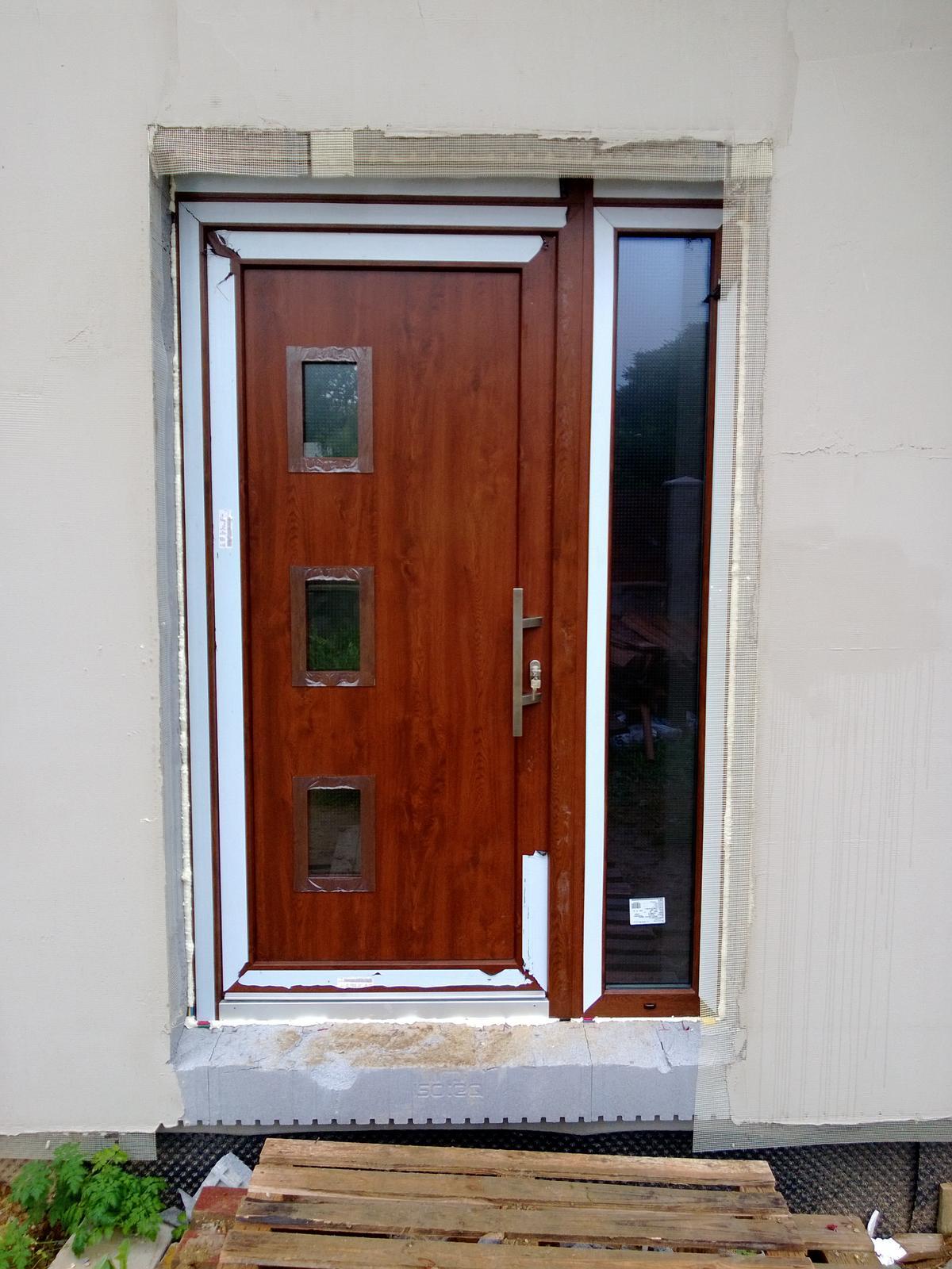 Vchodové dvere - Obrázok č. 77
