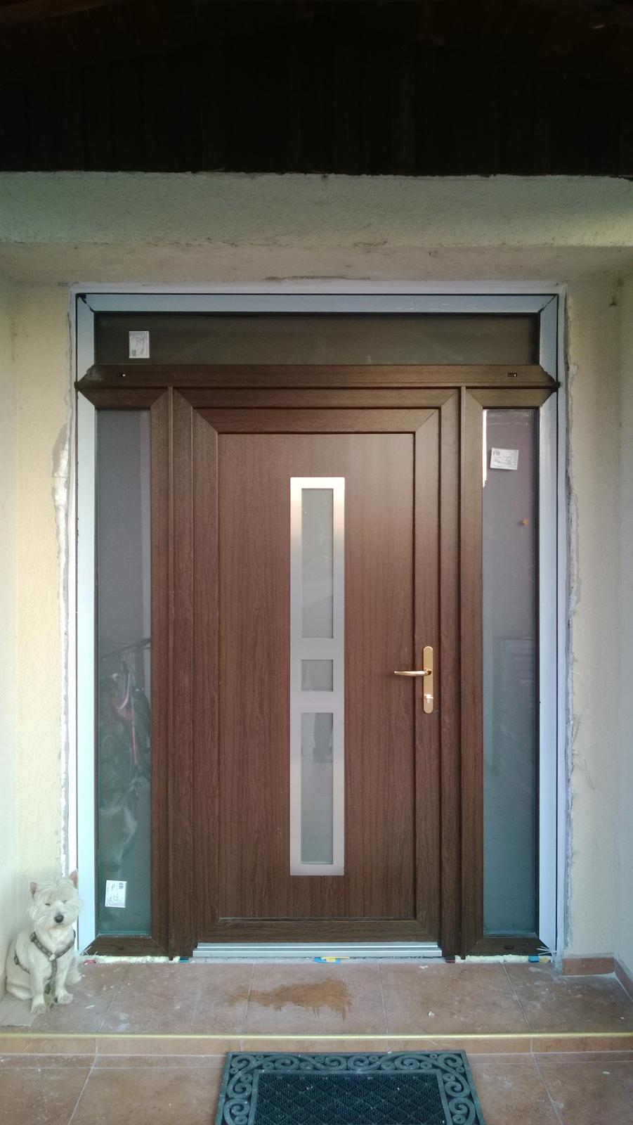 Vchodové dvere - Obrázok č. 86