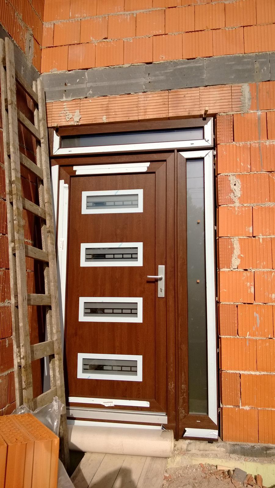 Vchodové dvere - Obrázok č. 87