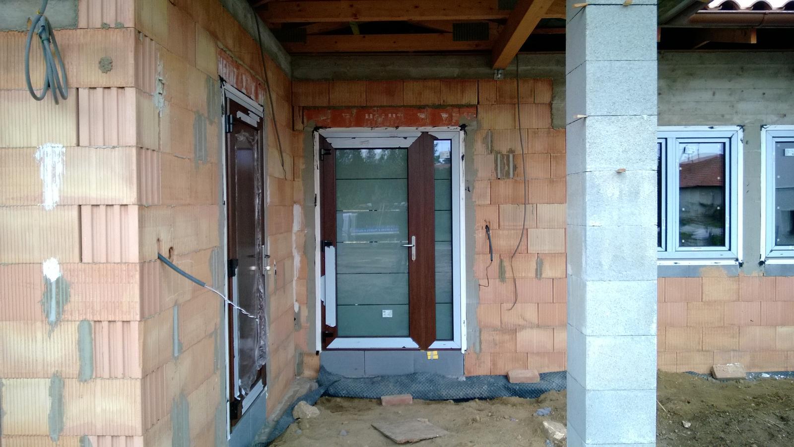Vchodové dvere - Obrázok č. 88