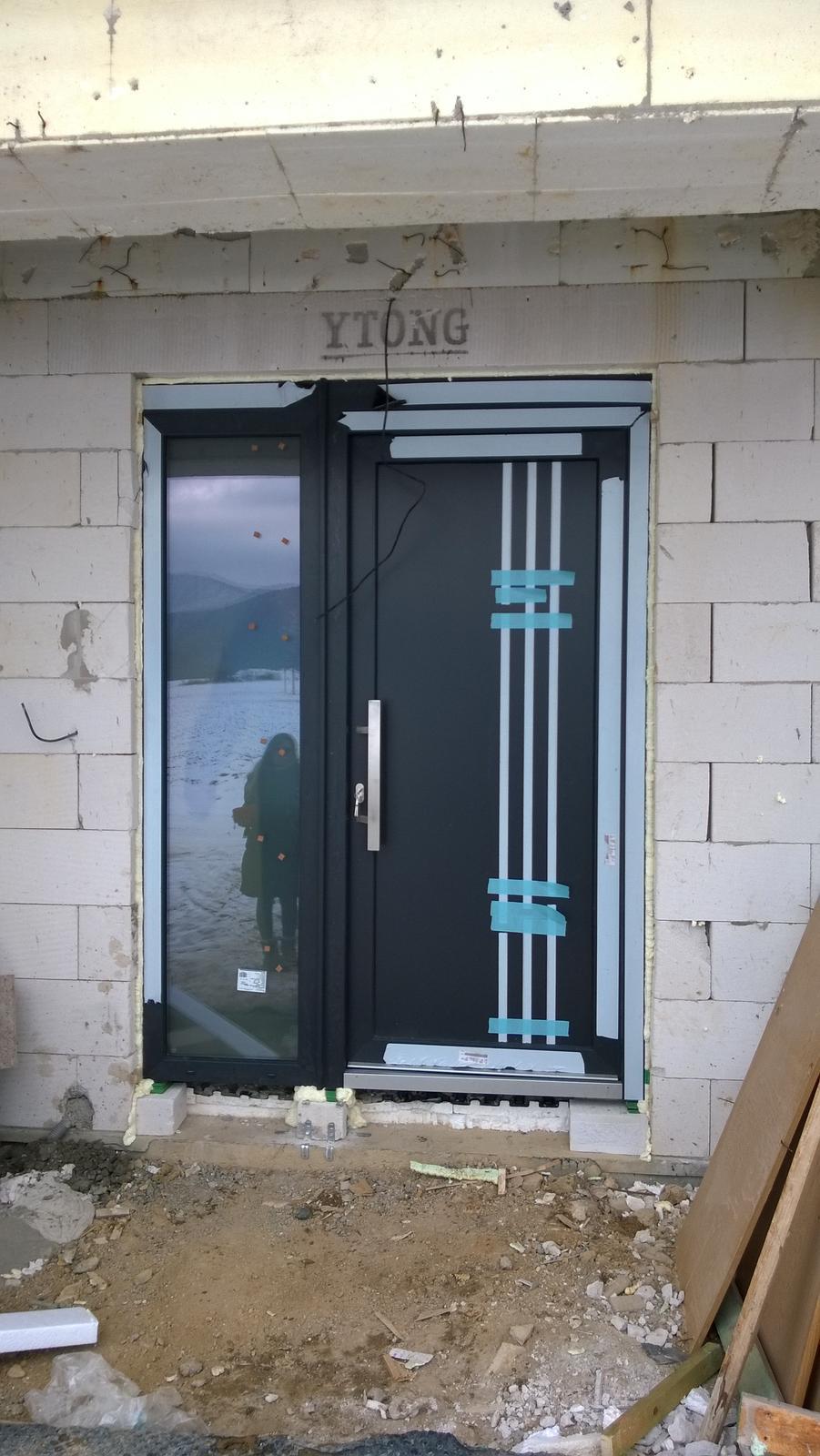Vchodové dvere - Obrázok č. 90
