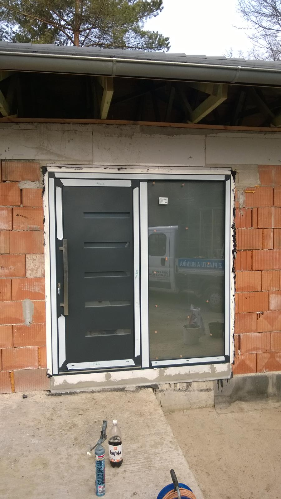 Vchodové dvere - Obrázok č. 93