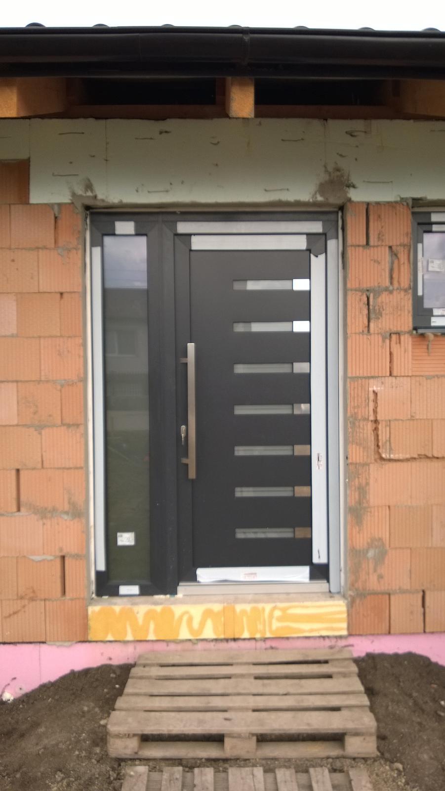 Vchodové dvere - Obrázok č. 95