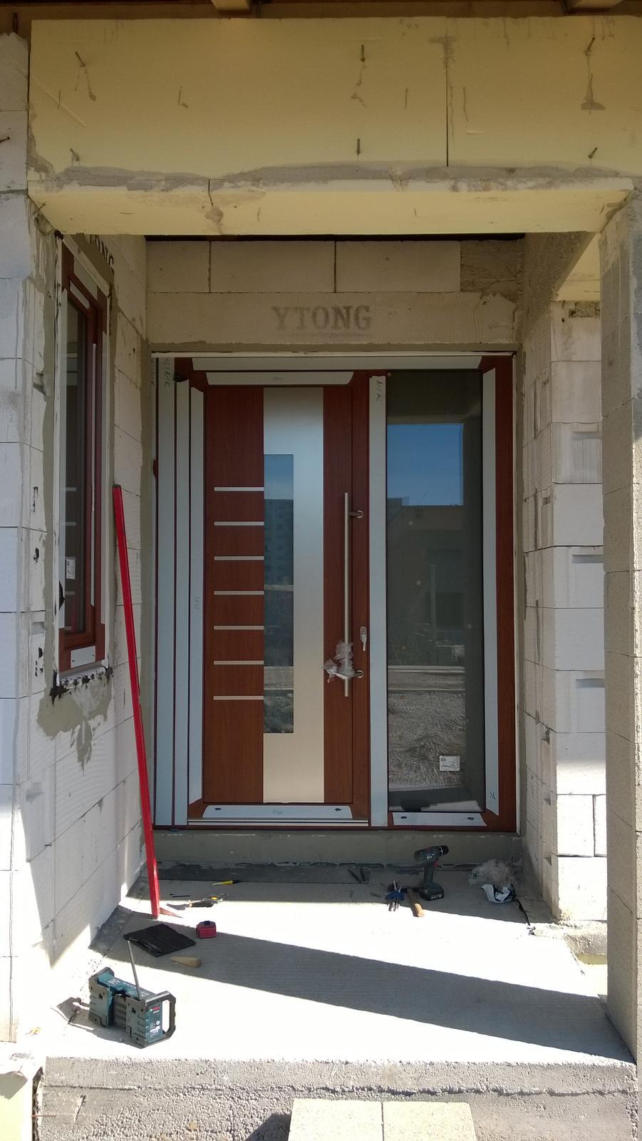 Vchodové dvere - Obrázok č. 97