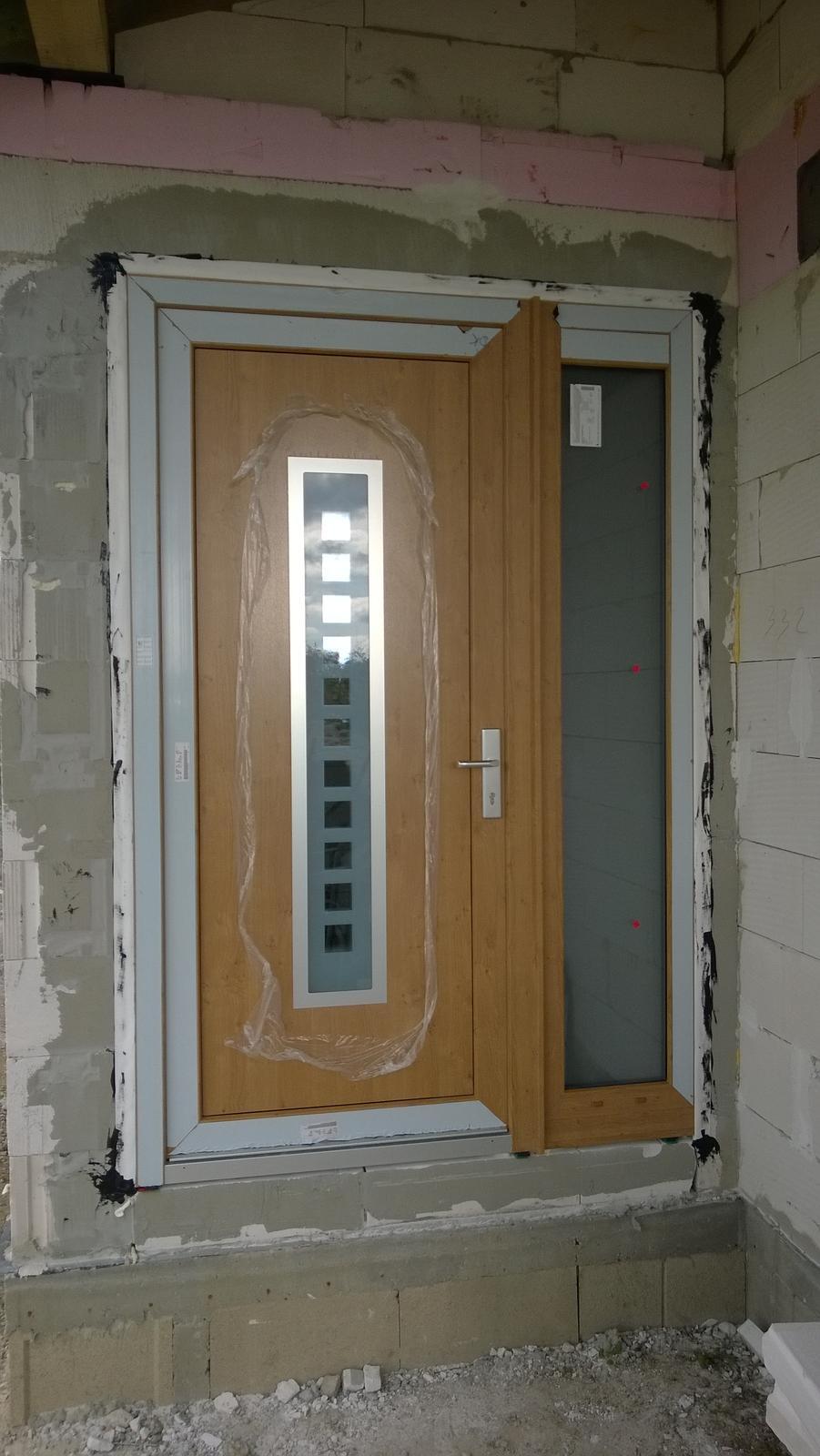 Vchodové dvere - Obrázok č. 99