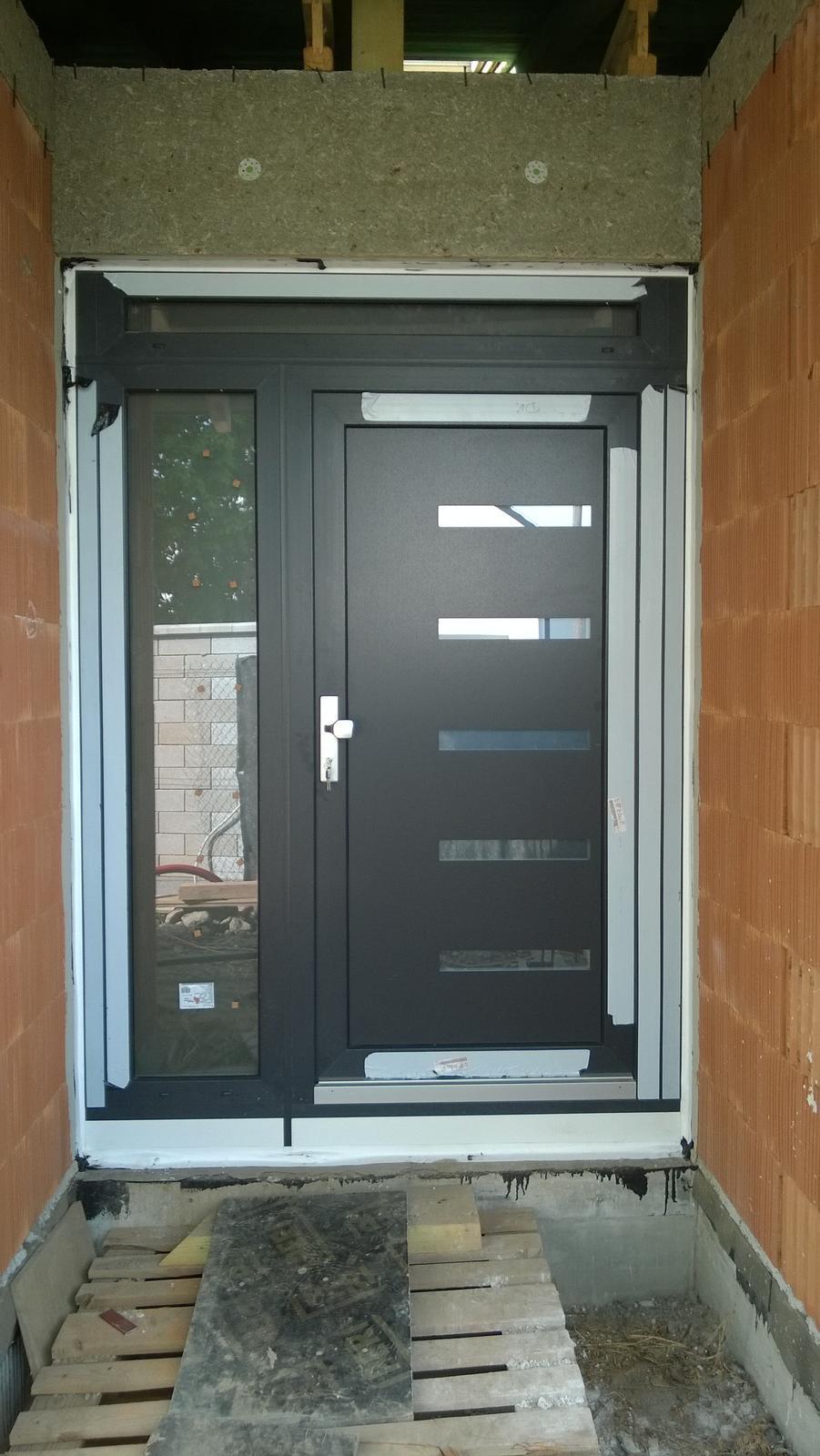 Vchodové dvere - Obrázok č. 100