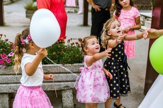 boj o balony :) kazda chce