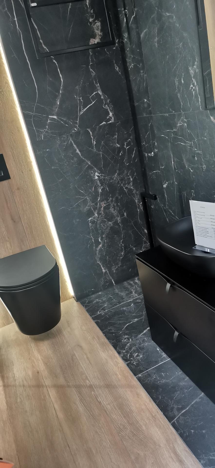 Máte prosím někdo koupelnu v tomto stylu? - Obrázek č. 2