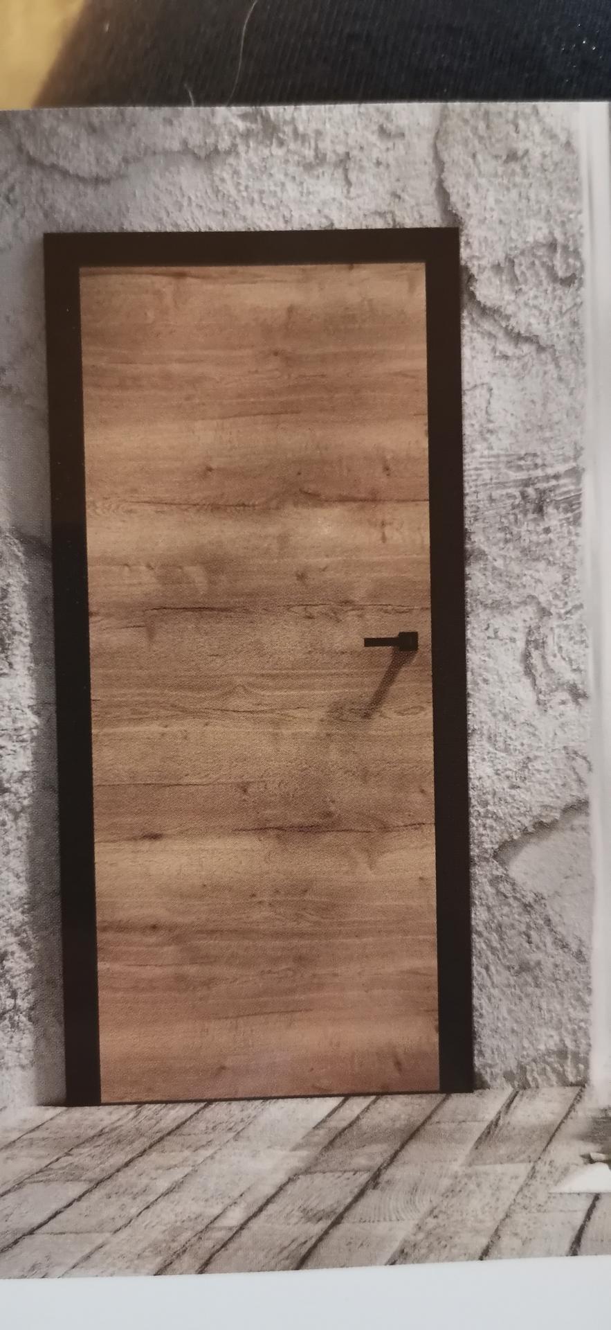 Máte někdo takto řešené dveře? Jsou ze sika - Obrázek č. 1
