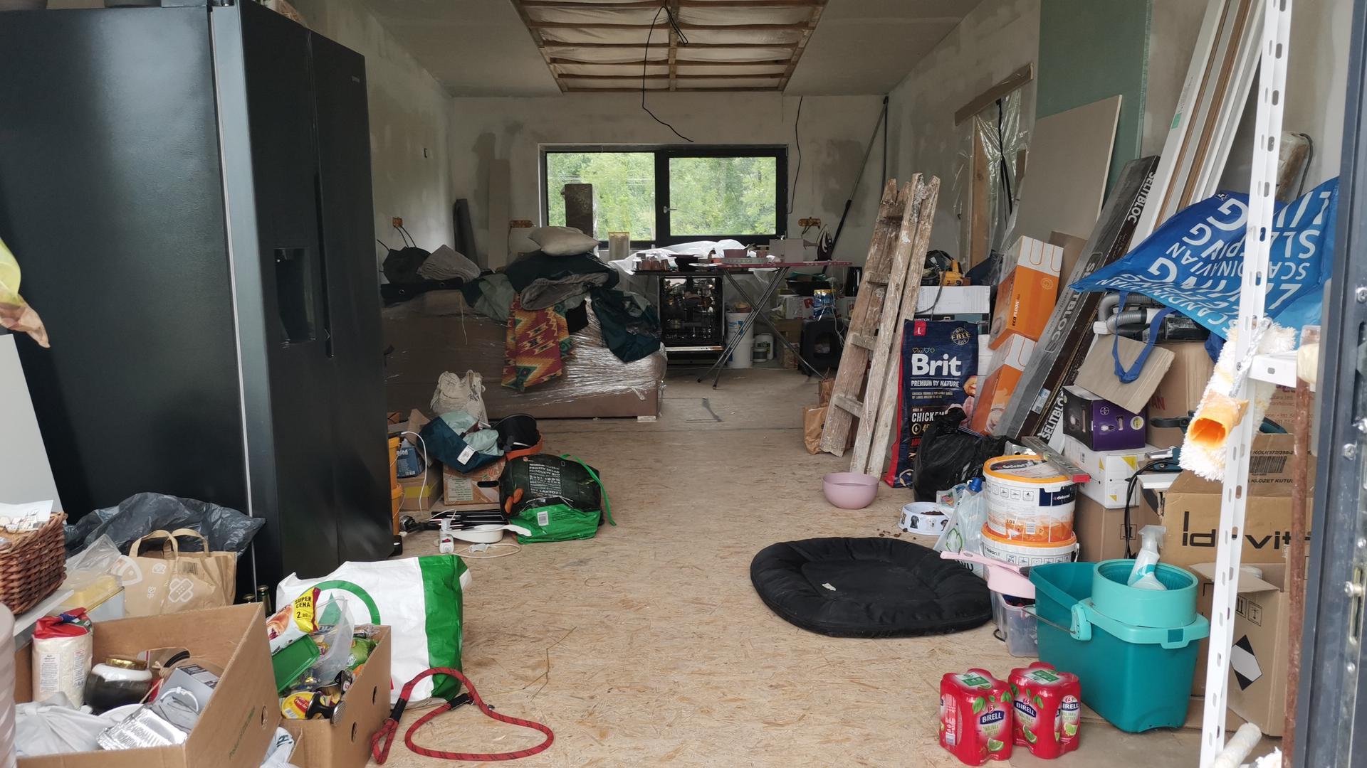 Jak bydlet za 3 měsíce - Před týdnem