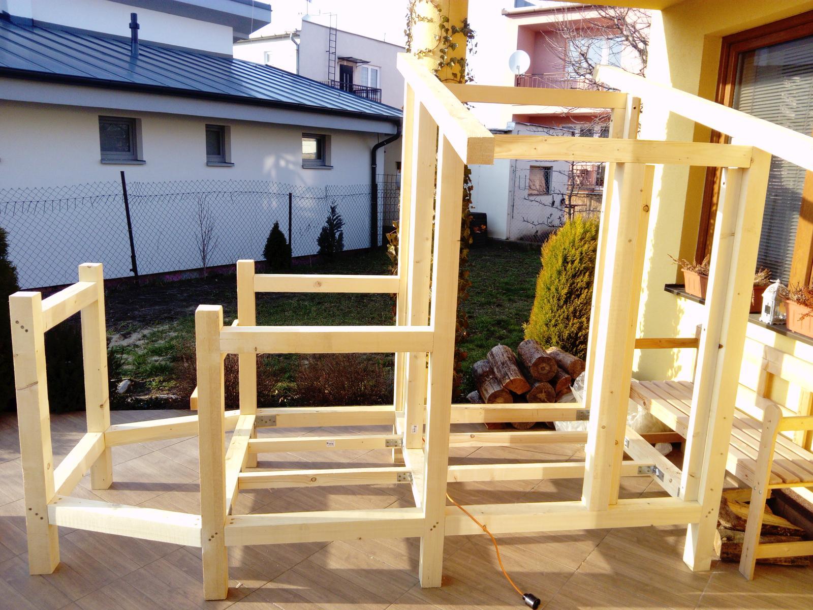 Detský domček (vo výstavbe) - Obrázok č. 15