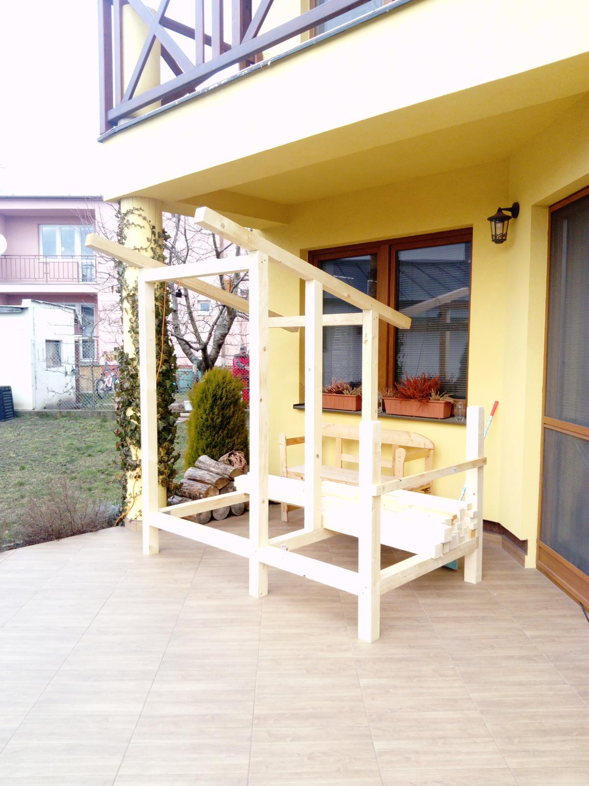 Detský domček (vo výstavbe) - Obrázok č. 16