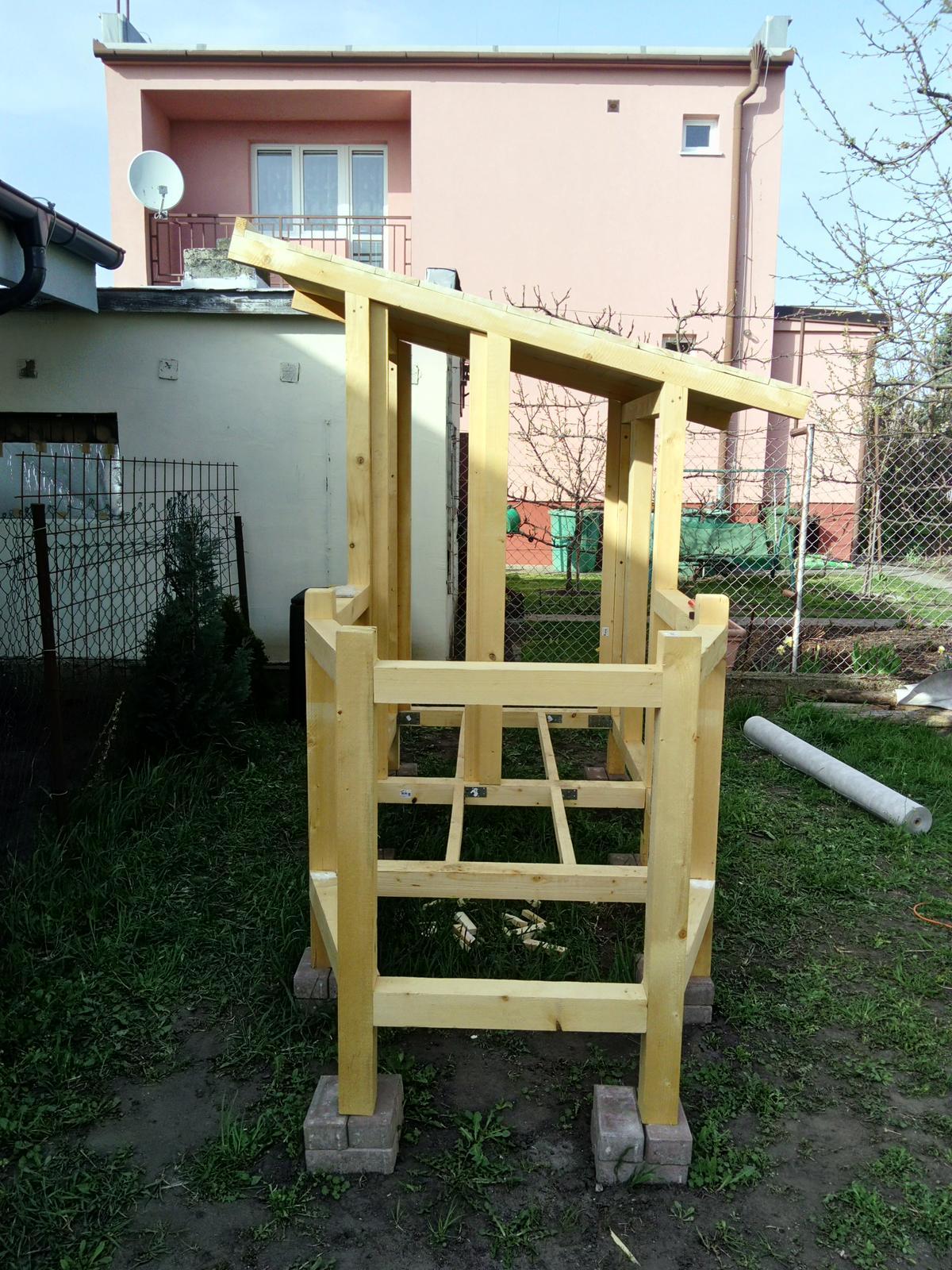 Detský domček (vo výstavbe) - Obrázok č. 14