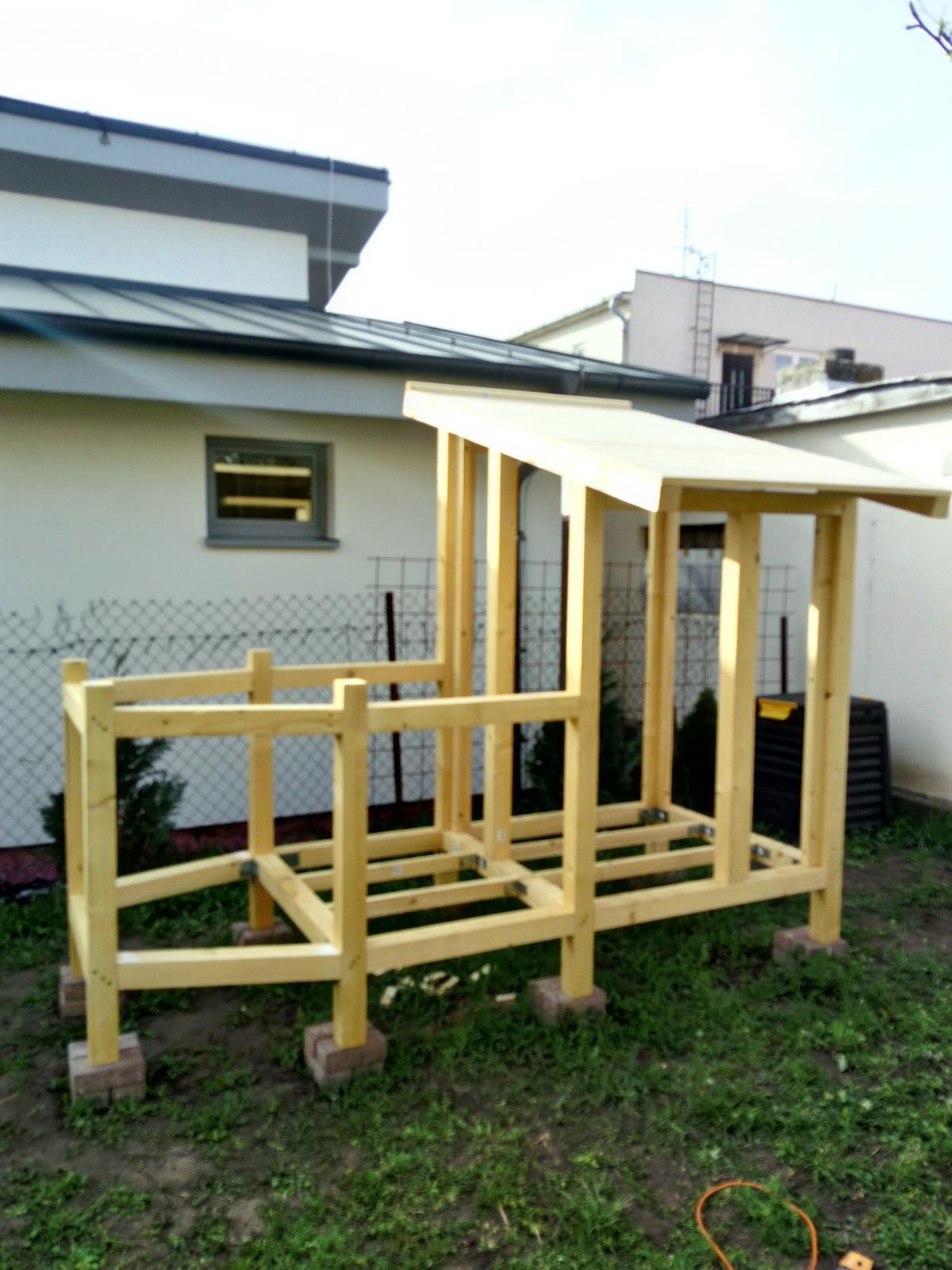 Detský domček (vo výstavbe) - Obrázok č. 12