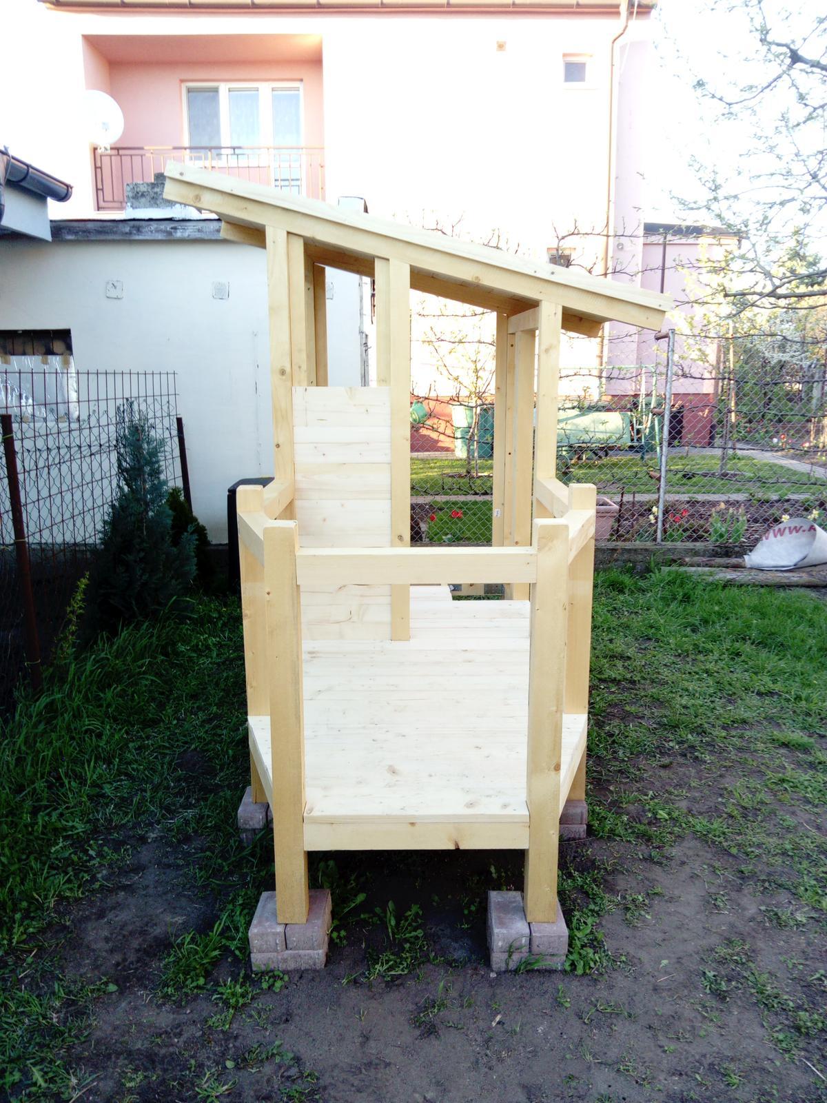 Detský domček (vo výstavbe) - Obrázok č. 11