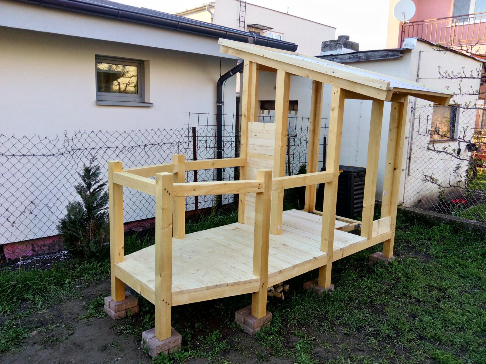 Detský domček (vo výstavbe) - Obrázok č. 10