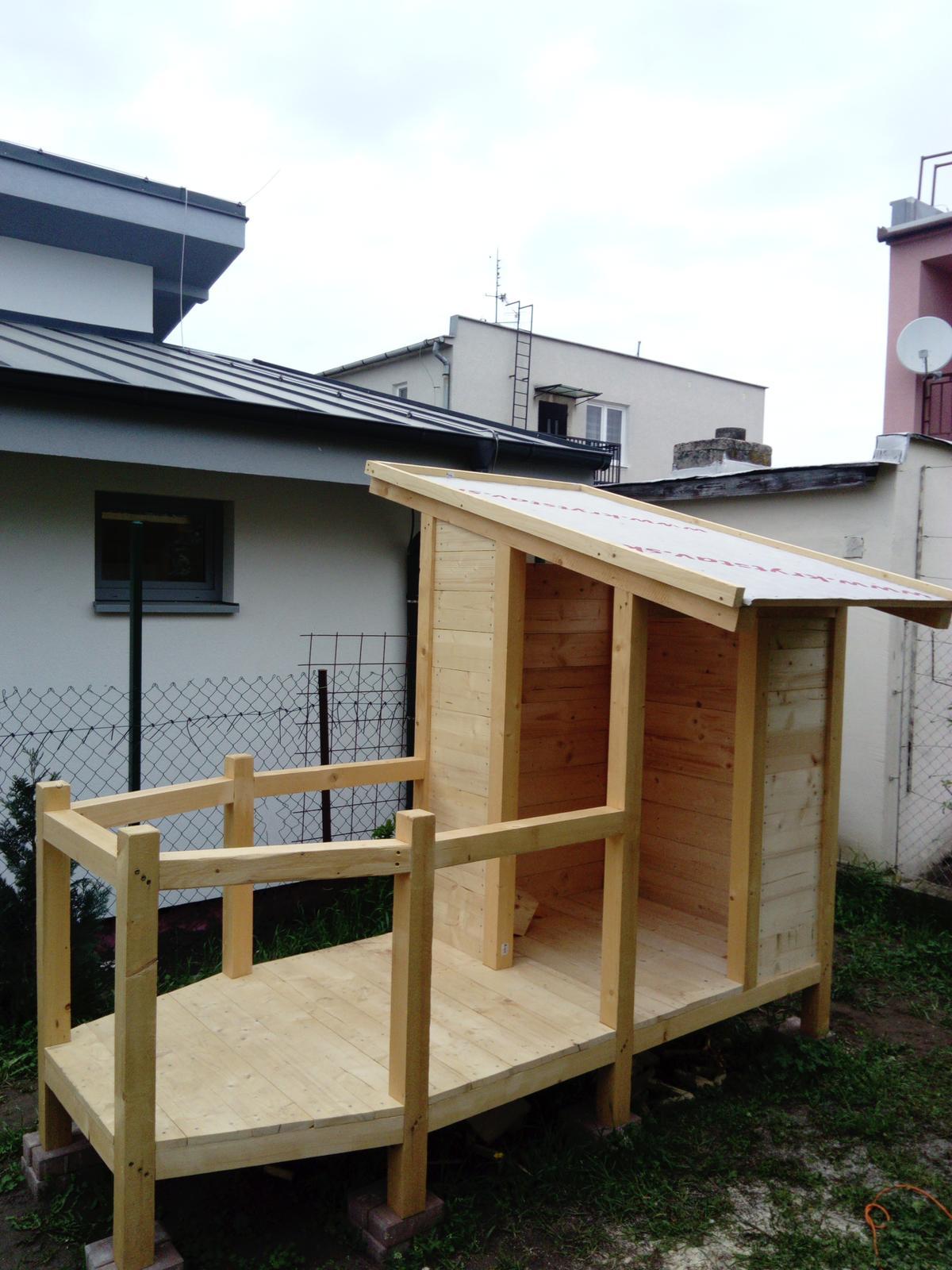 Detský domček (vo výstavbe) - Obrázok č. 8