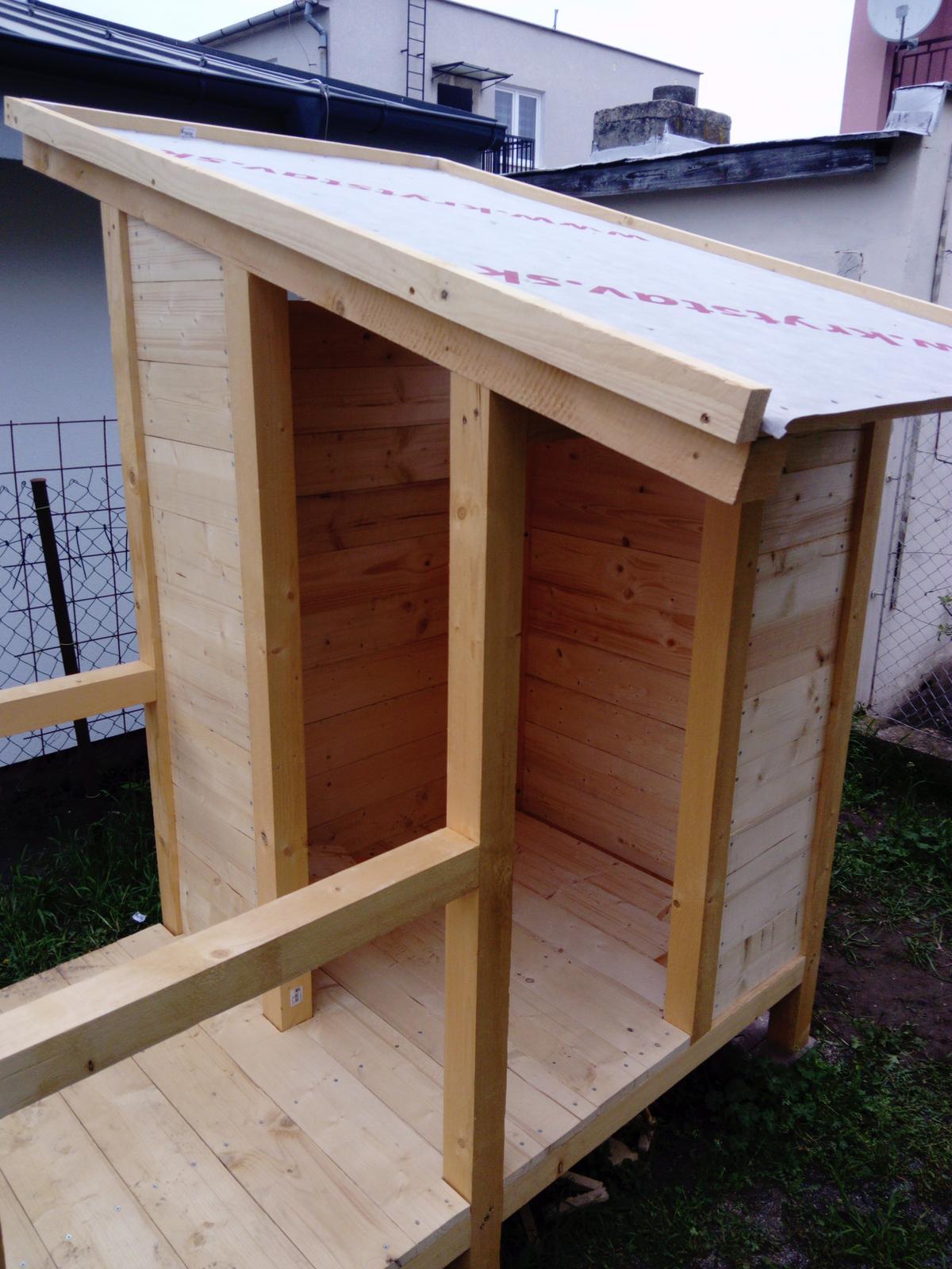 Detský domček (vo výstavbe) - Obrázok č. 6