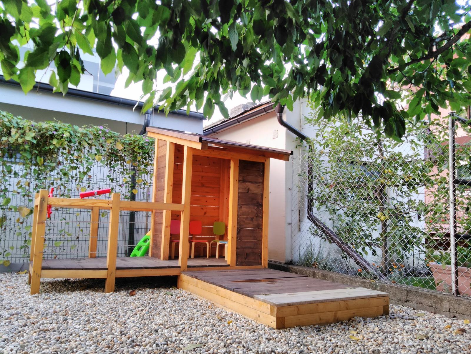 Detský domček (vo výstavbe) - Obrázok č. 21