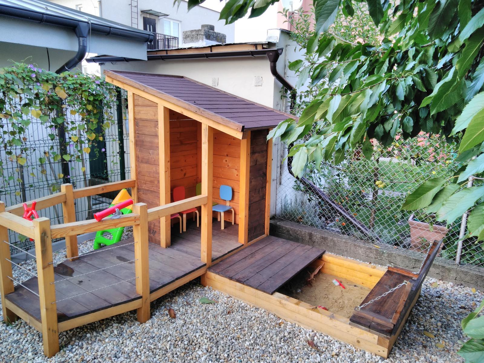 Detský domček (vo výstavbe) - Obrázok č. 22