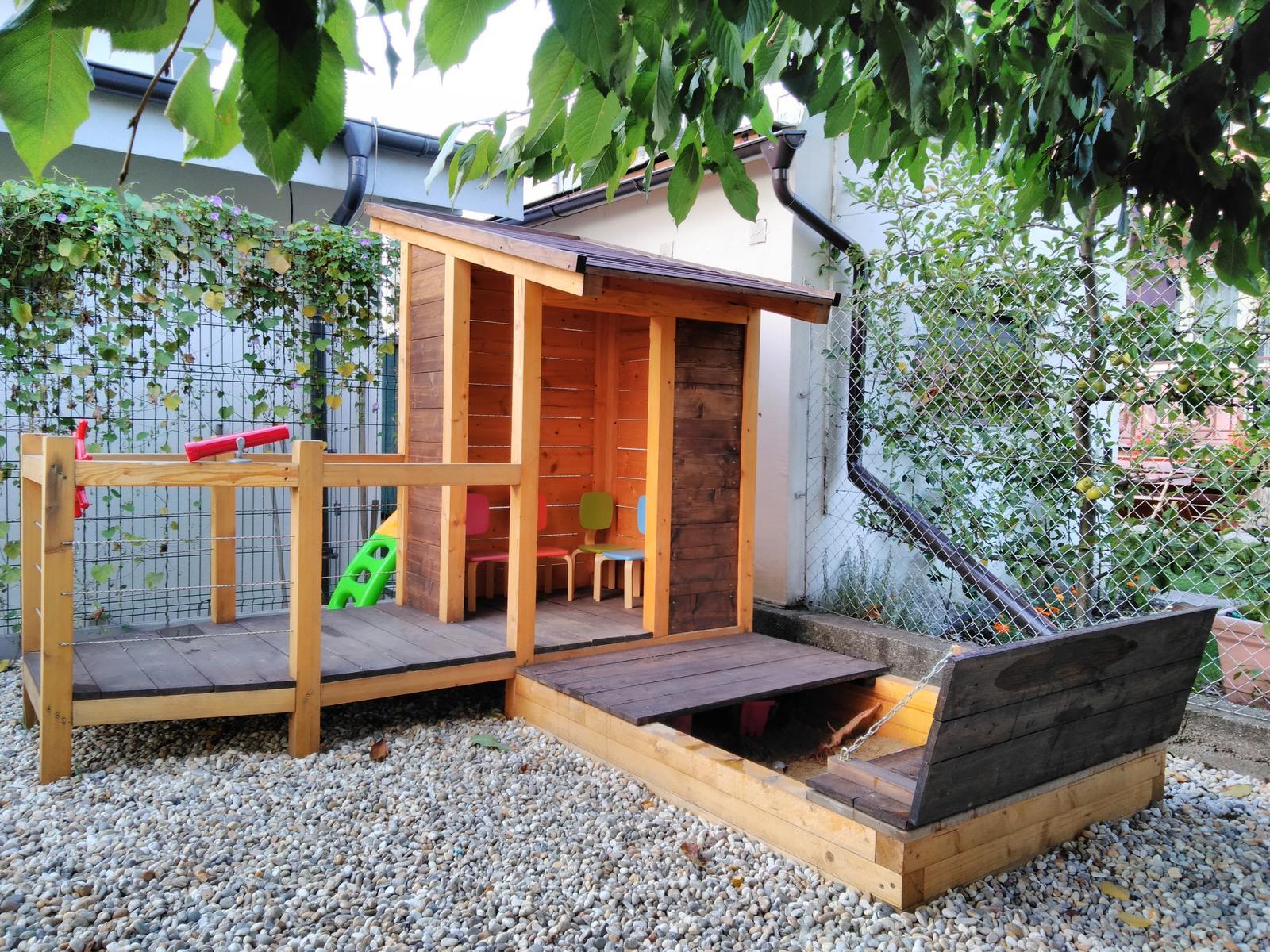 Detský domček (vo výstavbe) - Obrázok č. 23