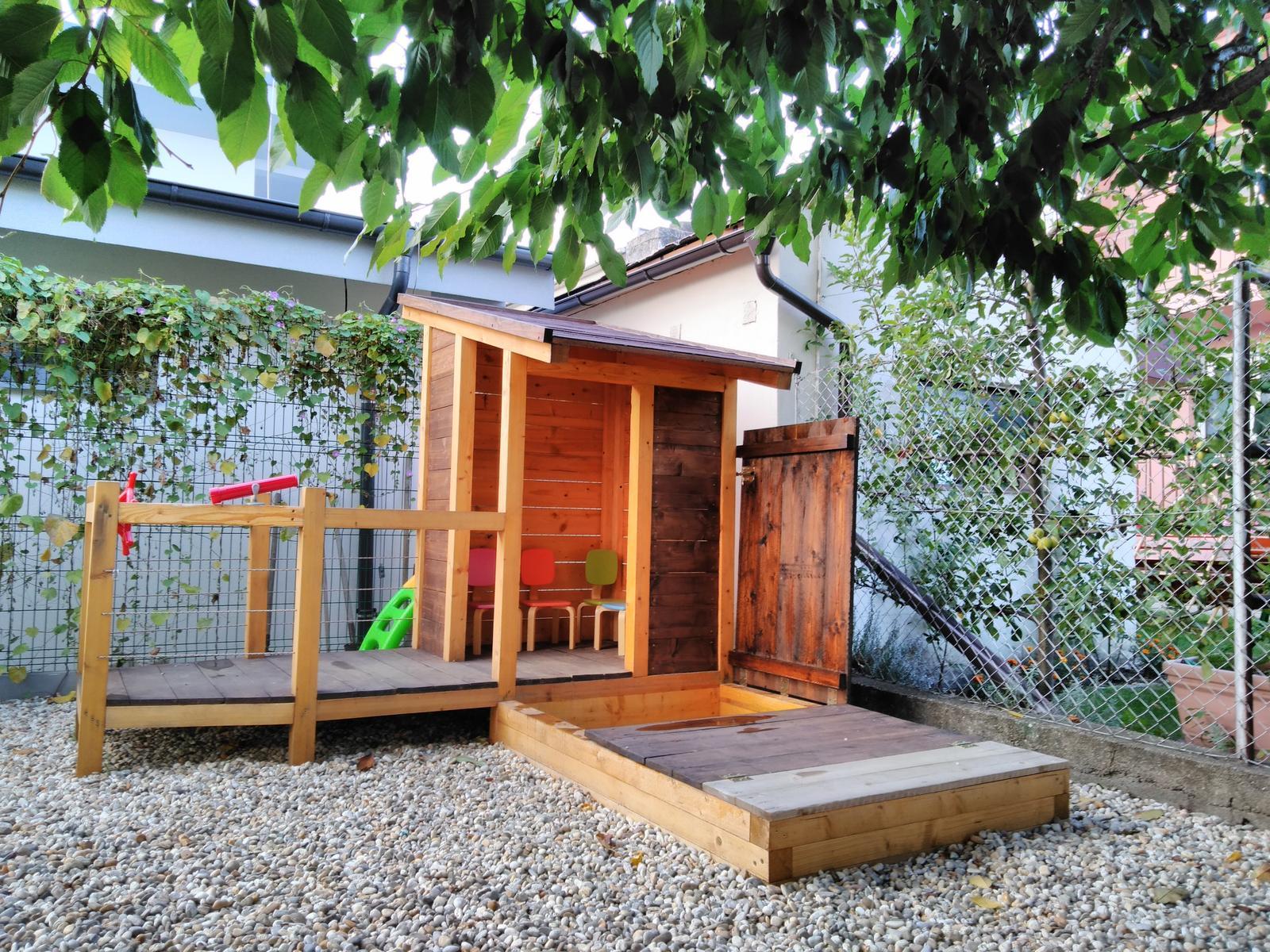 Detský domček (vo výstavbe) - Obrázok č. 25