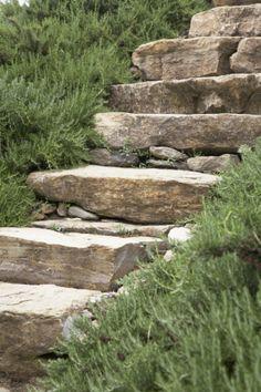 Zelené potěšení - Miluju kámen v zahradě